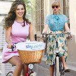 Thời trang - Hãy ăn vận sành điệu khi đi xe đạp!