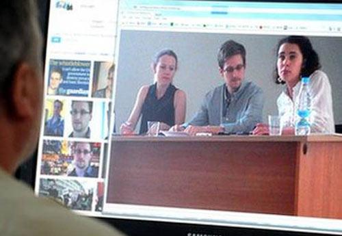 Snowden một lần nữa xin tị nạn ở Nga - 1