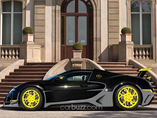 Bugatti Veyron thế hệ tiếp theo lộ ảnh - 4