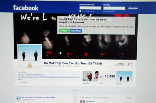 Sốc vì bị xúc phạm trên Facebook - 1