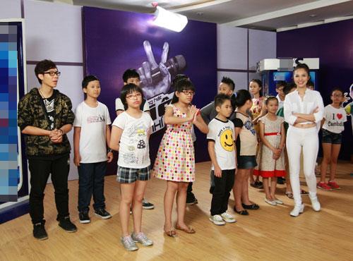 Hé lộ tập 2 Đối đầu The Voice Kids - 4