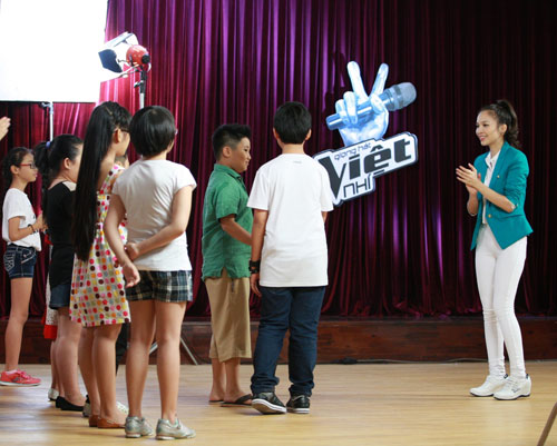 Hé lộ tập 2 Đối đầu The Voice Kids - 3
