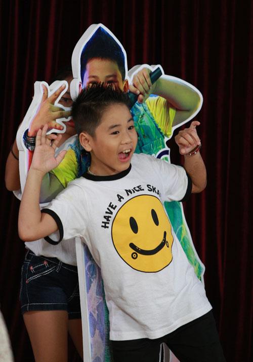 Hé lộ tập 2 Đối đầu The Voice Kids - 7