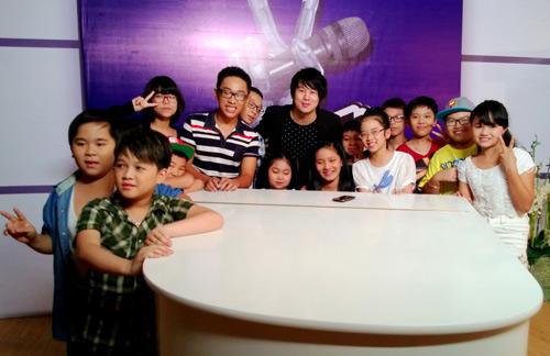 Hé lộ tập 2 Đối đầu The Voice Kids - 5