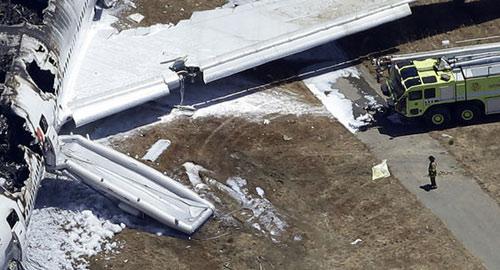 Vụ cháy máy bay ở Mỹ: Người thứ 3 qua đời - 2