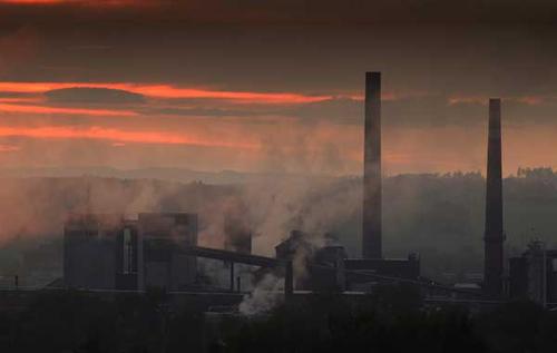 """2 triệu người chết mỗi năm vì không khí """"bẩn"""" - 1"""