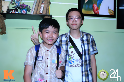 Quậy tưng cùng các thí sinh Giọng hát Việt nhí - 2