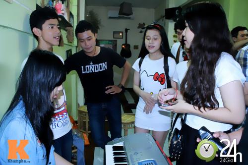 Quậy tưng cùng các thí sinh Giọng hát Việt nhí - 5