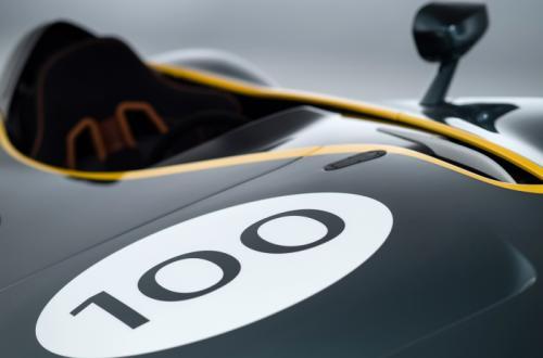 Aston Martin CC100 bảnh chọe tại Goodwood 2013 - 7