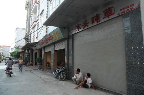 """Làng nghề Việt hay """"phố Trung Quốc""""? - 4"""