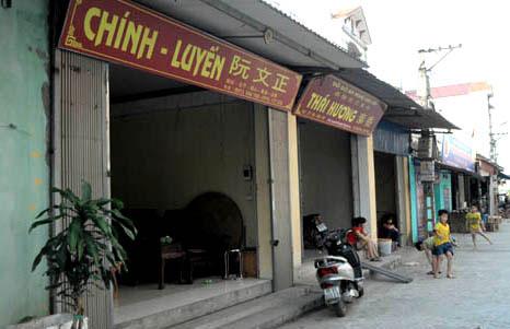 """Làng nghề Việt hay """"phố Trung Quốc""""? - 1"""