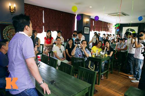 Lam Trường quậy nhiệt tình cùng các fan - 6