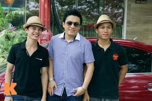 Lam Trường quậy nhiệt tình cùng các fan - 15