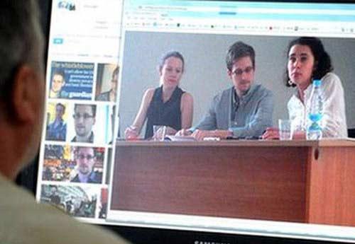 Vụ Snowden: Căng thẳng đến đỉnh - 1