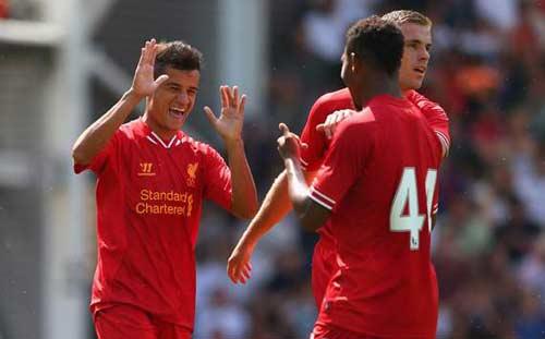 Preston North End – Liverpool: Áp đảo - 1