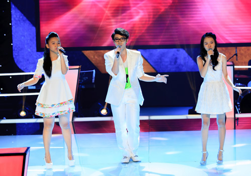 Hot boy nhí bùng nổ The Voice Kids - 5
