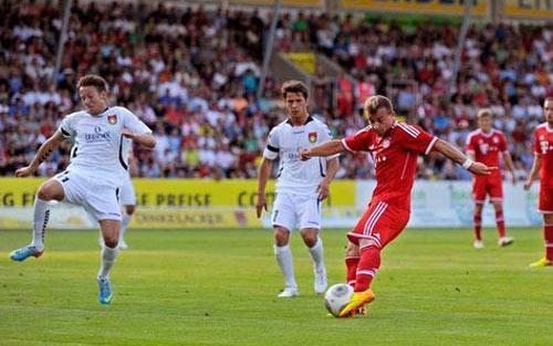 Sonnenhof – Bayern: Bắn phá dữ dội - 1