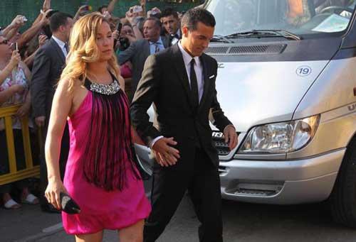 Đám cưới ngọt ngào của Xavi - 3