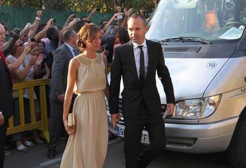 Đám cưới ngọt ngào của Xavi - 4