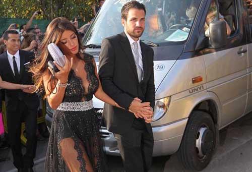 Đám cưới ngọt ngào của Xavi - 5