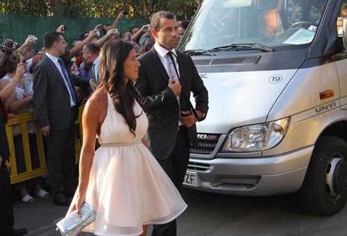 Đám cưới ngọt ngào của Xavi - 8
