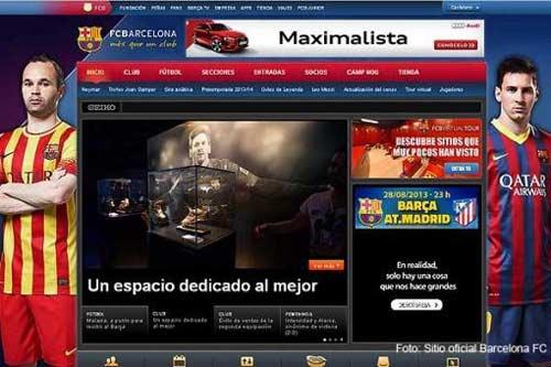 """Messi có chỗ """"độc quyền"""" ở bảo tàng Barca - 1"""