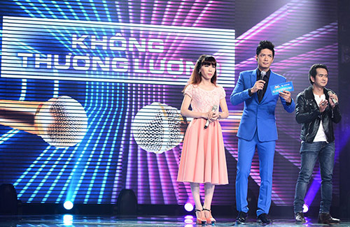 Hùng Thuận lép vế thí sinh The Voice - 16