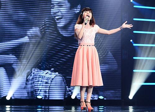 Hùng Thuận lép vế thí sinh The Voice - 14