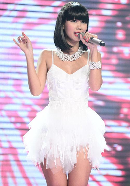 Hùng Thuận lép vế thí sinh The Voice - 12