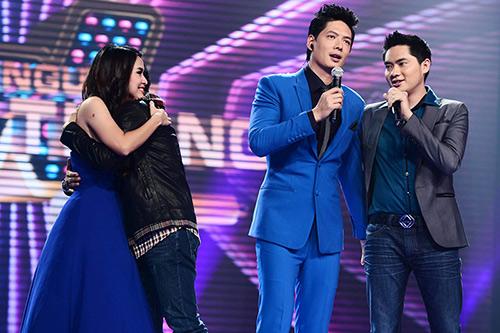 Hùng Thuận lép vế thí sinh The Voice - 4