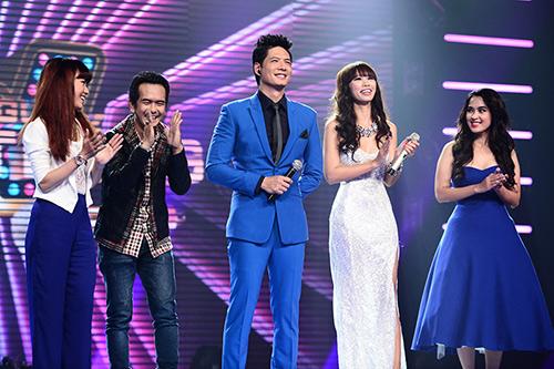 Hùng Thuận lép vế thí sinh The Voice - 10