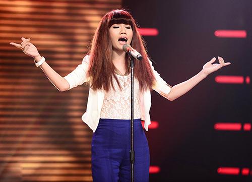 Hùng Thuận lép vế thí sinh The Voice - 8