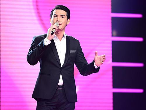 Hùng Thuận lép vế thí sinh The Voice - 6