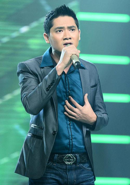 Hùng Thuận lép vế thí sinh The Voice - 2