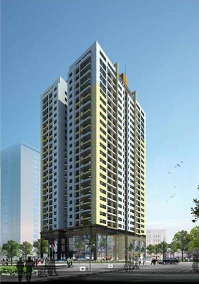 Rao bán căn hộ dự án bị đình chỉ thi công - 2