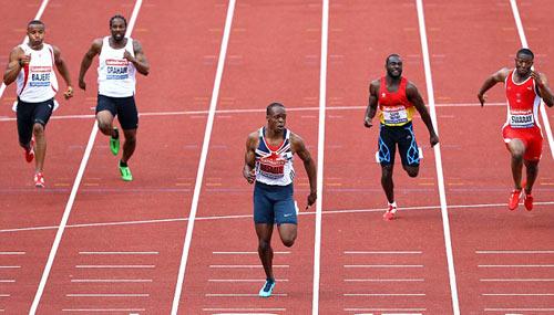 Usain Bolt có thêm đối thủ tại giải VĐTG - 1