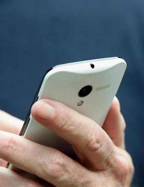 """""""Sếp"""" Google lộ điện thoại Motorola Moto X - 4"""