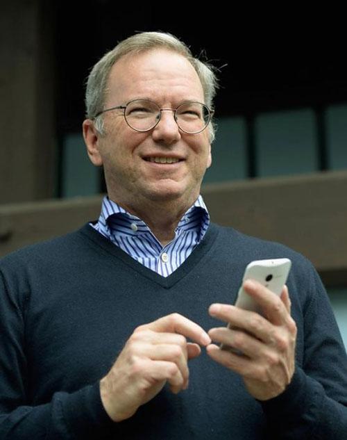 """""""Sếp"""" Google lộ điện thoại Motorola Moto X - 6"""