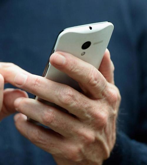 """""""Sếp"""" Google lộ điện thoại Motorola Moto X - 7"""