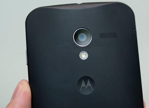 """""""Sếp"""" Google lộ điện thoại Motorola Moto X - 8"""