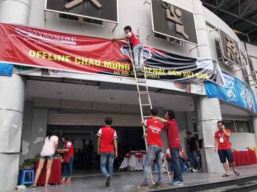 """""""Cơ hội vàng"""" của fan Arsenal ở Việt Nam - 1"""