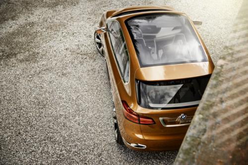 BMW Concept Active Tourer: Đẹp nhưng không sản xuất - 3