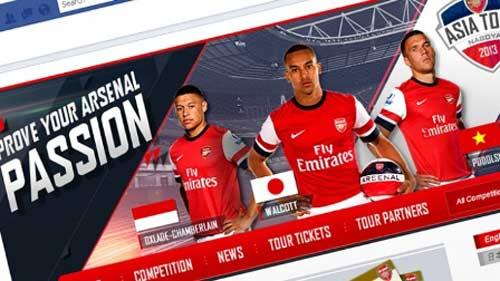 """Indonesia XI-Arsenal: """"Pháo"""" nổ liên hồi - 1"""