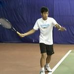 Học tennis qua tivi: Cú thuận tay (P9)