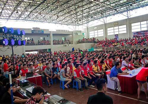 Fan Việt làm nóng không khí đón Arsenal - 4
