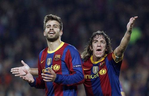 Barca: Cần Pique trưởng thành hơn - 2