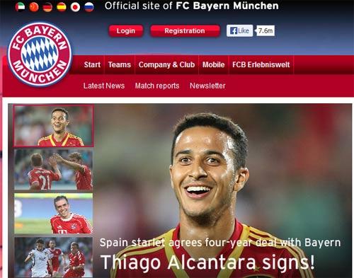 Bayern hoàn tất vụ Thiago - 1