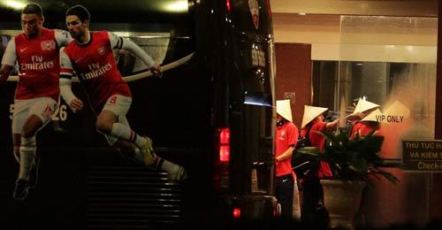 NÓNG: Arsenal đã có mặt tại Việt Nam - 14