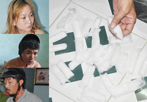Đà Nẵng: Phá đường dây ma túy lớn - 1