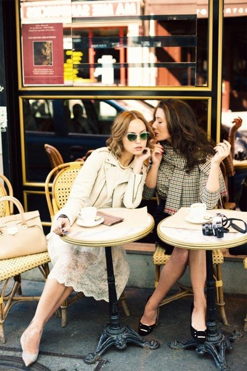 Bí mật thanh lịch của phụ nữ Paris - 14